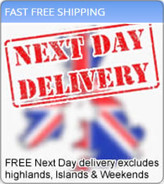 Fast Free Delivery on Larger Items