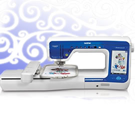The WOW Embroidery Machines