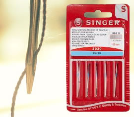 Recommend Sewing Machine Needles